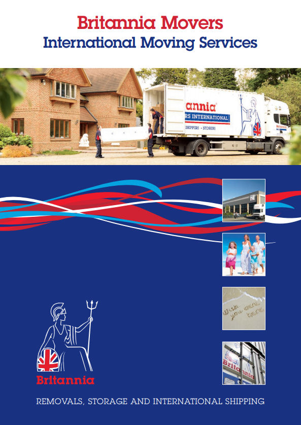 International Removals Brochure