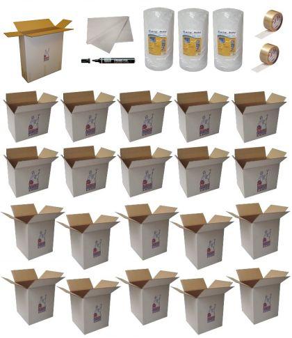 Kit de embalaje - cajas de mudanzas